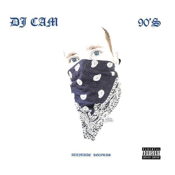 DJ Cam 90s LP 2019