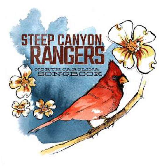 Steep Canyon Rangers North Carolina Songbook LP 2019