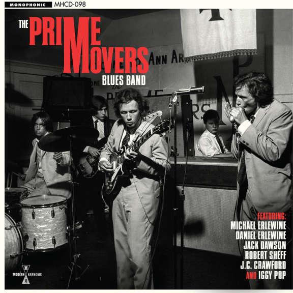 Prime Movers Blues Band Prime Movers Blues Band LP 2019