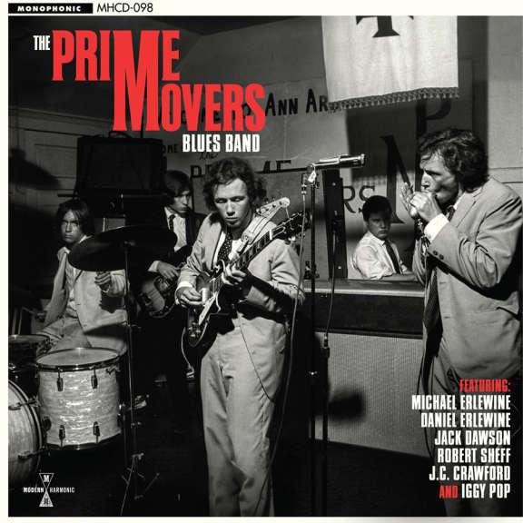 Prime Movers Blues Band Prime Movers Blues Band   Oheistarvikkeet 2019