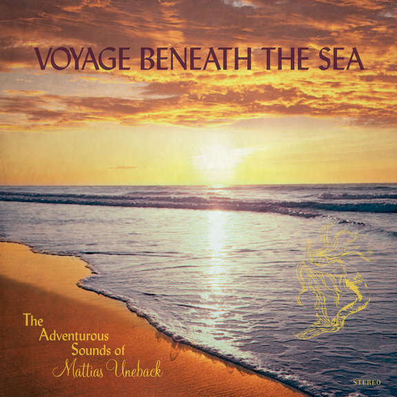 Mattias Uneback Voyage Beneath the Sea LP 2019