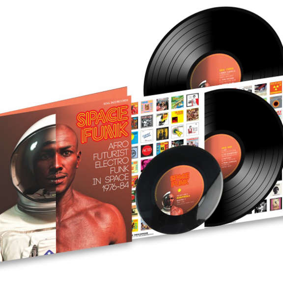 Various Space Funk Afro Futurist Electro Funk In Space 1976-84 (Deluxe) LP 2019