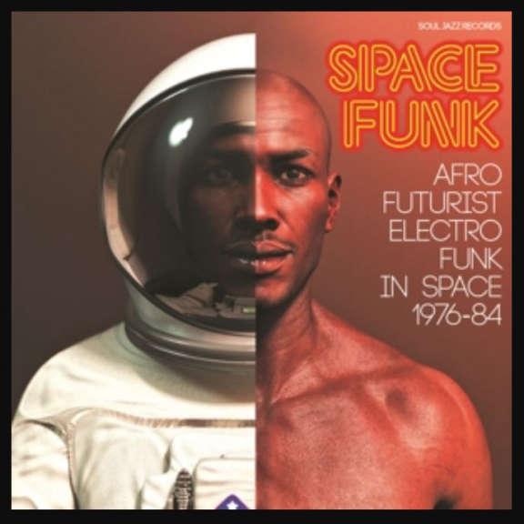 Various Space Funk – Afro Futurist Electro Funk in Space 1976-84    Oheistarvikkeet 2019