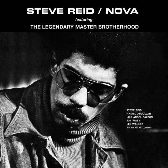 Steve Reid Nova LP 2019