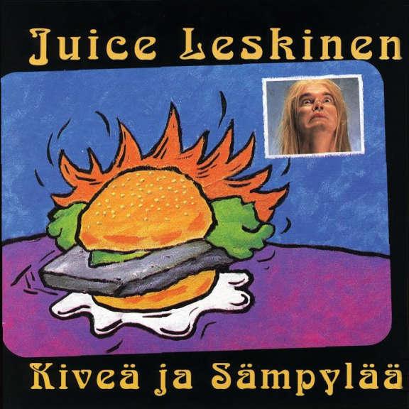 Juice Leskinen Kiveä ja sämpylää  (Rolling Indie Exclusive) LP 2019