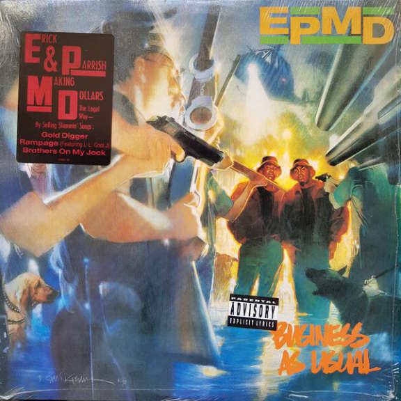 EPMD Business As Usual Oheistarvikkeet 2019