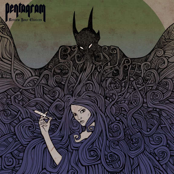 Pentagram Review Your Choices (Black) LP 2020
