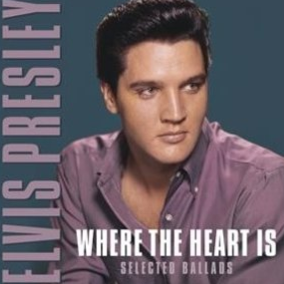 Elvis Presley Where the Heart is LP 2019