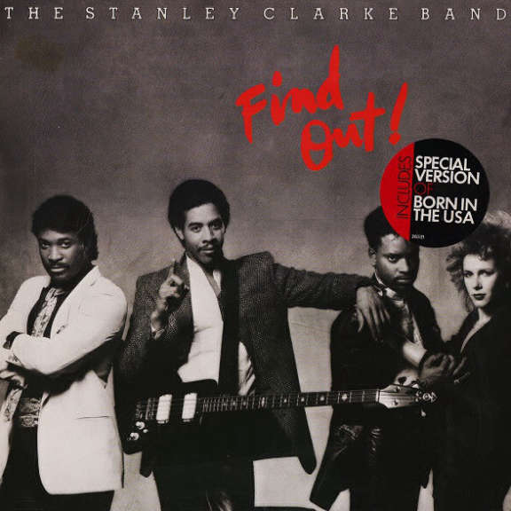 Stanley Clarke Band Find Out! Oheistarvikkeet 2019