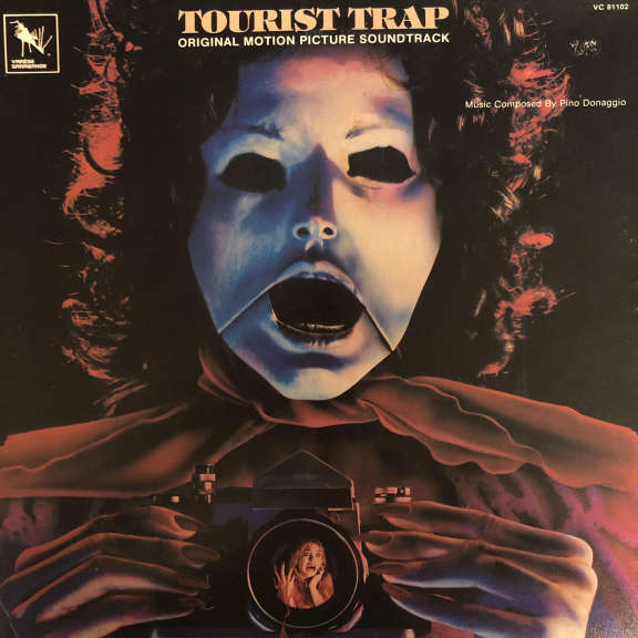 Pino Donaggio Tourist Trap LP 1979