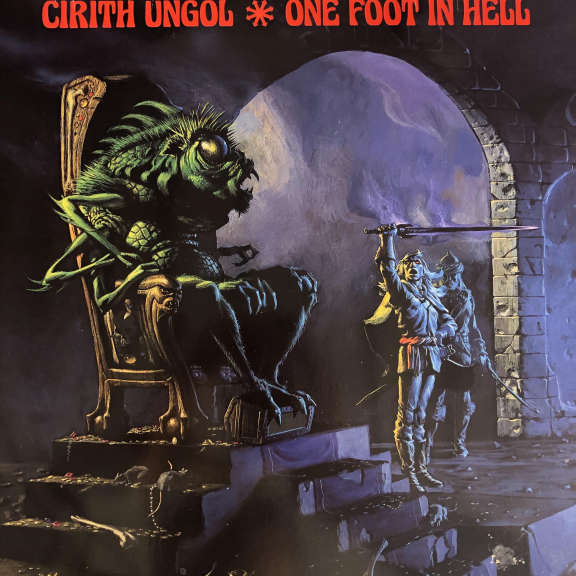 Cirith Ungol One Foot In Hell LP 1986