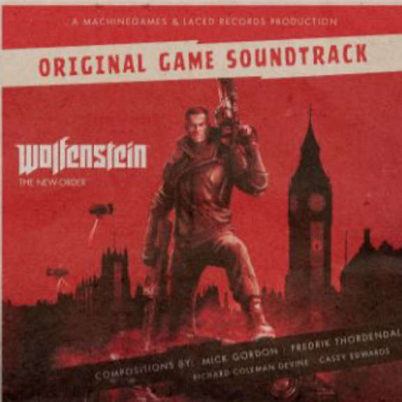 Various Wolfenstein – The New Order / The Old Blood LP 2019