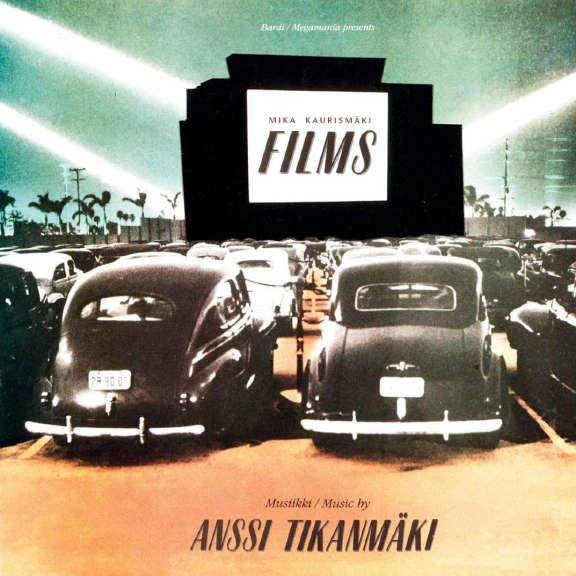 Anssi Tikanmäki Films  LP 2019