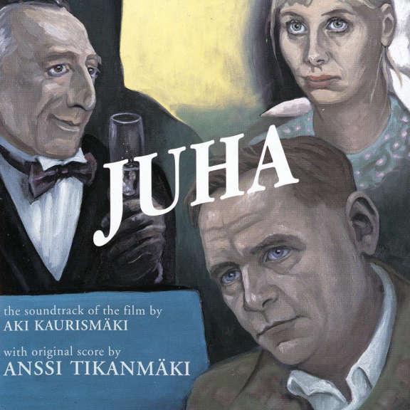 Anssi Tikanmäki Juha  LP 2019