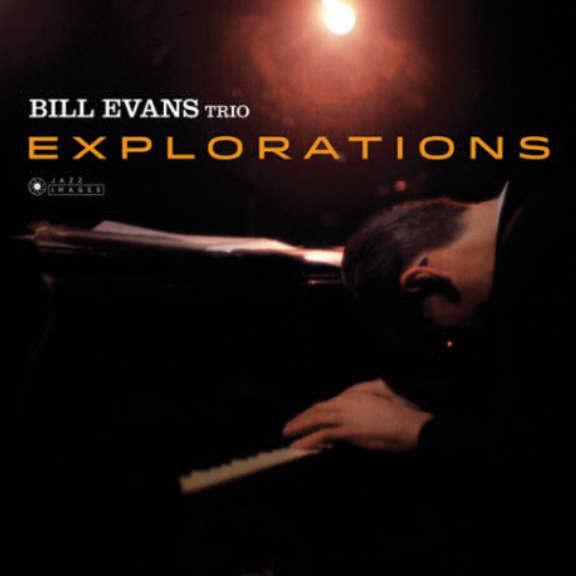 Bill Evans Trio Explorations LP 2018