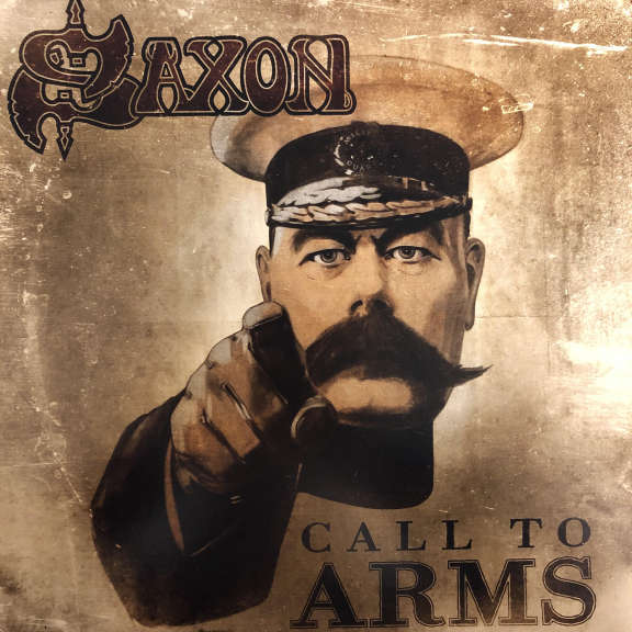 Saxon Call To Arms LP 2011