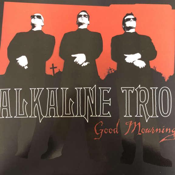 Alkaline Trio Good Mourning LP 2003