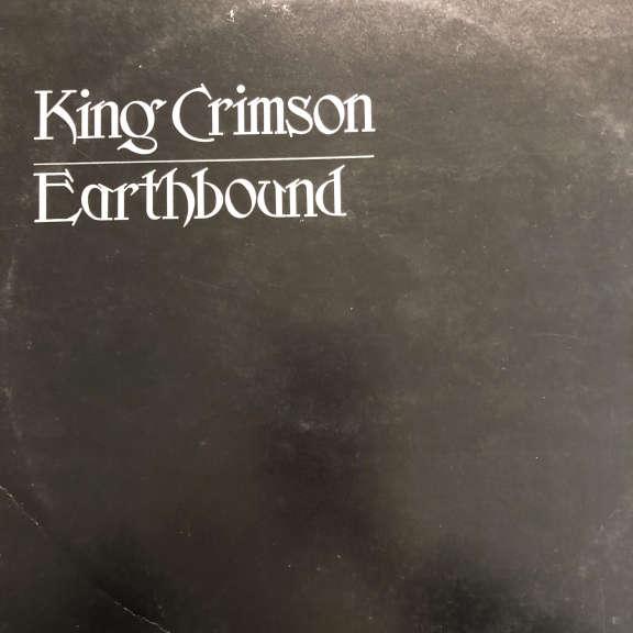 King Crimson Earthbound LP 1972