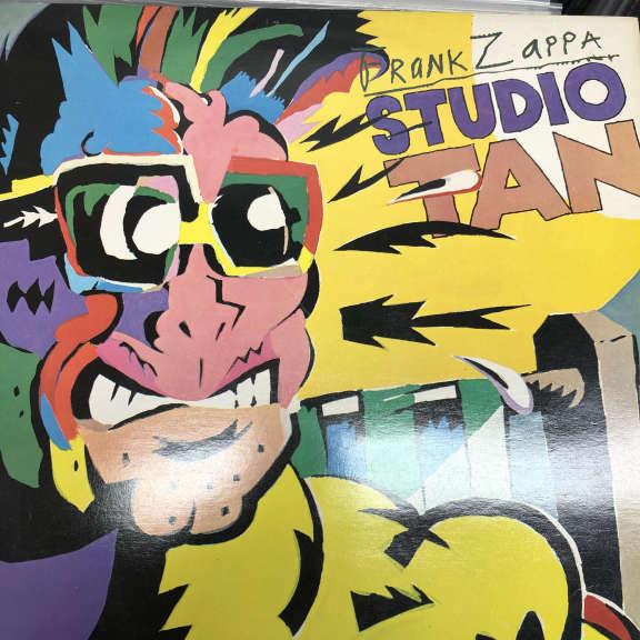 Frank Zappa Studio Tan LP 1978