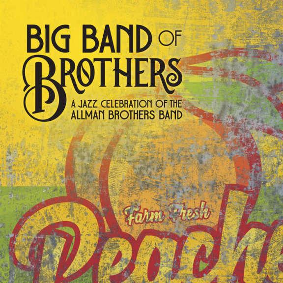 Big Band Of Brothers Jazz Celebration Of Allman Bros LP 2019