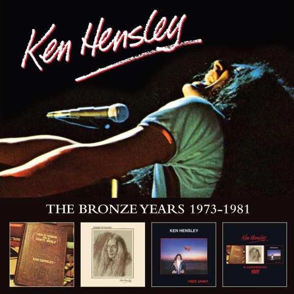 Ken Hensley Bronze Years 1973-81 Oheistarvikkeet 2019