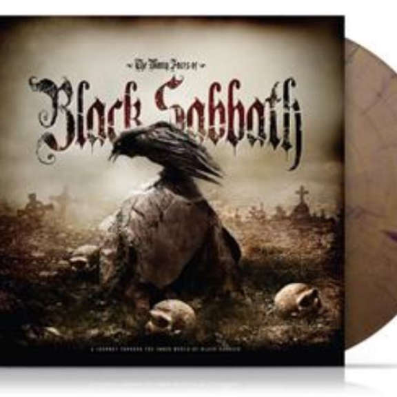 Black Sabbath The Many Faces of Black Sabbath LP 2019