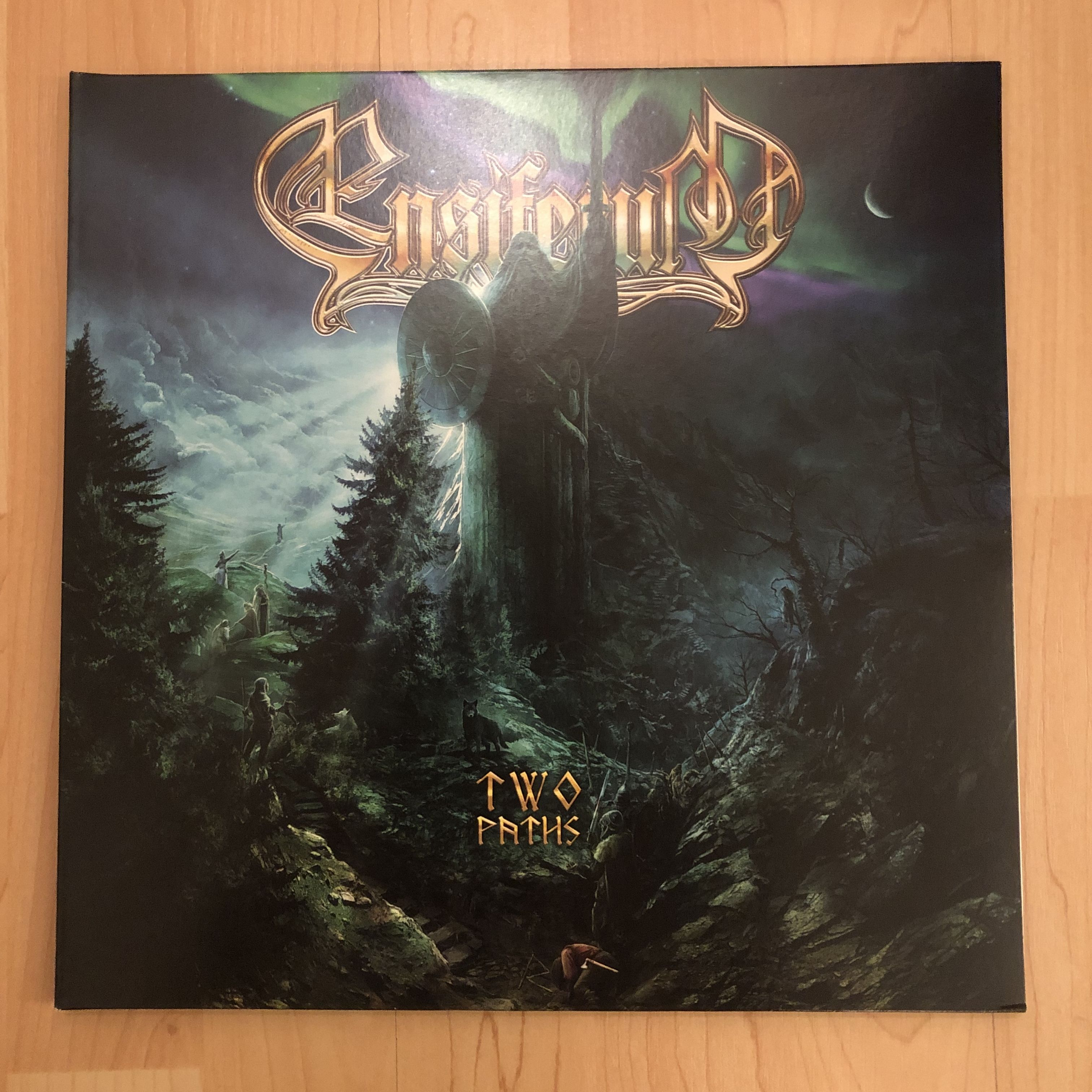 Ensiferum Two Paths LP undefined