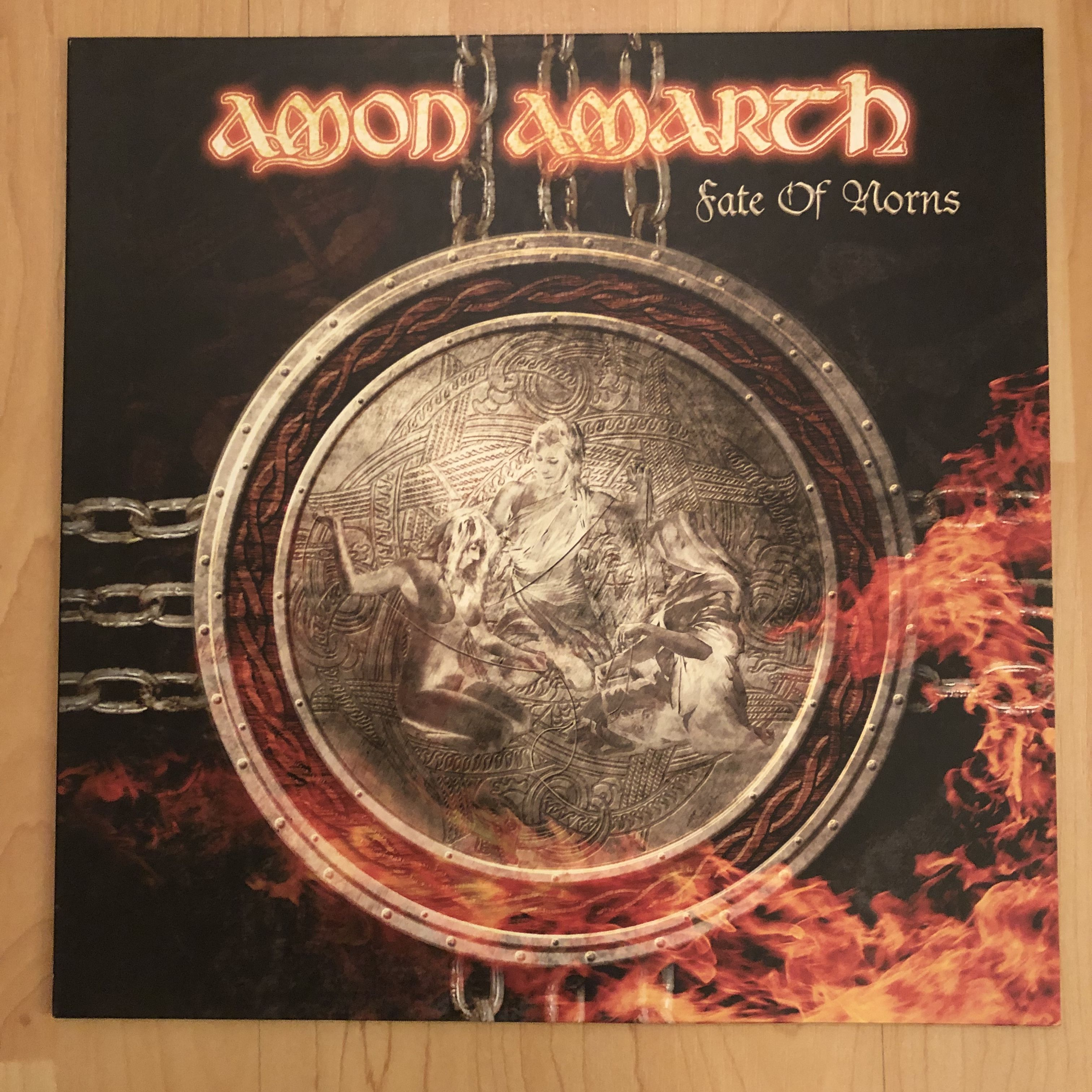 Amon Amarth Fate of Norns LP undefined