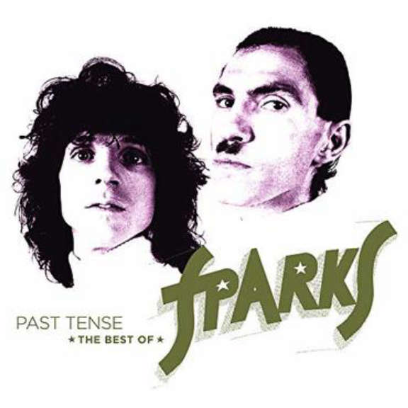 Sparks Past tense - the best of sparks   LP 2019