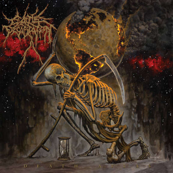 Cattle Decapitation Death Atlas  LP 2019