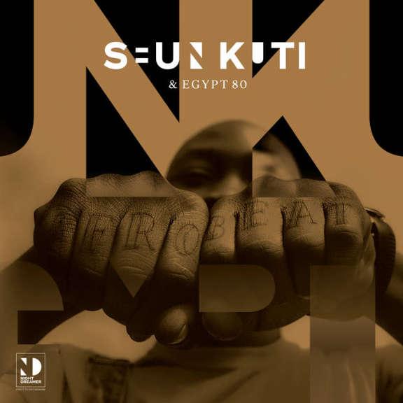 Seun Kuti & Egypt 80 Night Dreamer Direct-To-Disc Sessions LP 2019