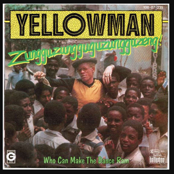 Yellowman ZUNGGUZUNGGUGUZUNGGUZENG! Oheistarvikkeet 2019