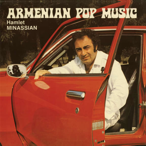 Hamlet Minassian Armenian Pop Music  LP 2019