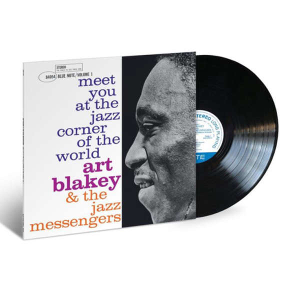 Art Blakey & The Jazz Messengers MMeet You At The Jazz Corner Of The World vol 1 LP 2019