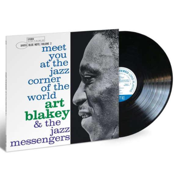 Art Blakey & The Jazz Messengers Meet You At The Jazz Corner of the World Vol. 2 LP 2019
