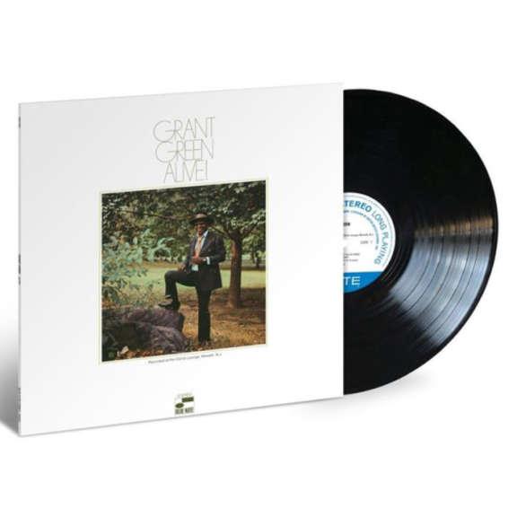 Grant Green Alive! LP 2019