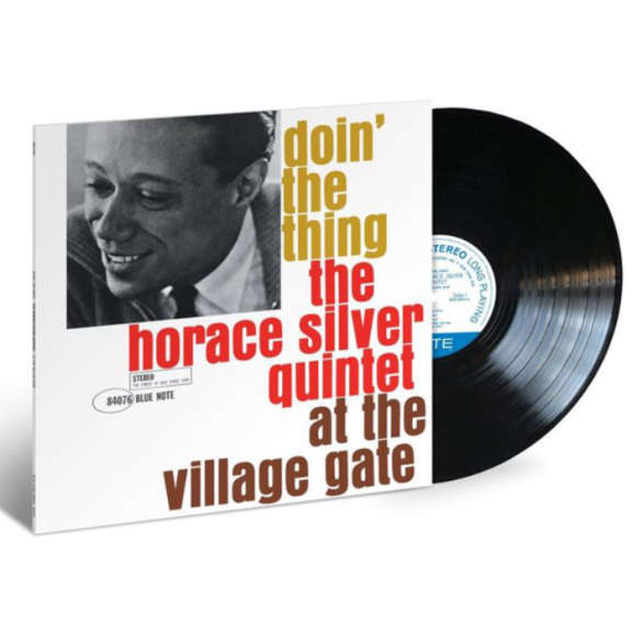 Horace Silver Doin' The Thing LP 2019