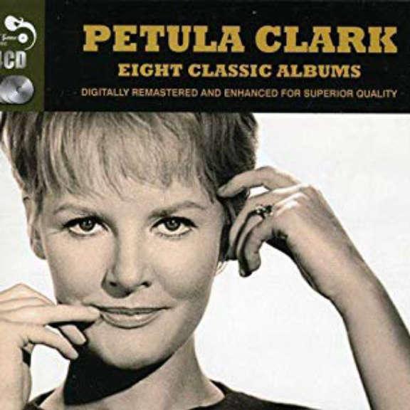 Petula Clark  Eight Classic Albums Oheistarvikkeet 2019