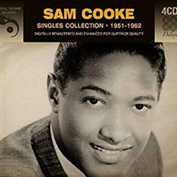Sam Cooke Singles Collection 1951-1962 Oheistarvikkeet 2019
