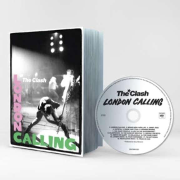 Clash London Calling (Scrapbook Edition) Oheistarvikkeet 2019