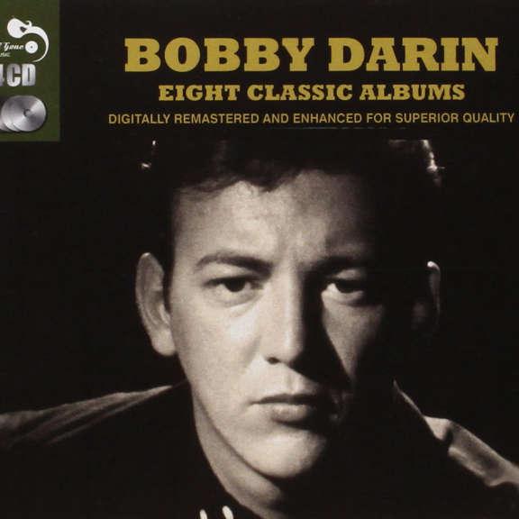Bobby Darin Eight Classic Albums Oheistarvikkeet 2019