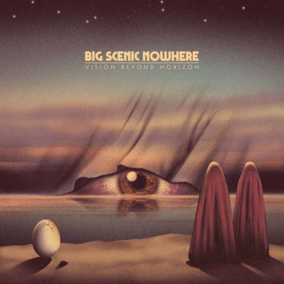 BIG SCENIC NOWHERE Vision Beyond Horizon - LTD.ED LP 2020