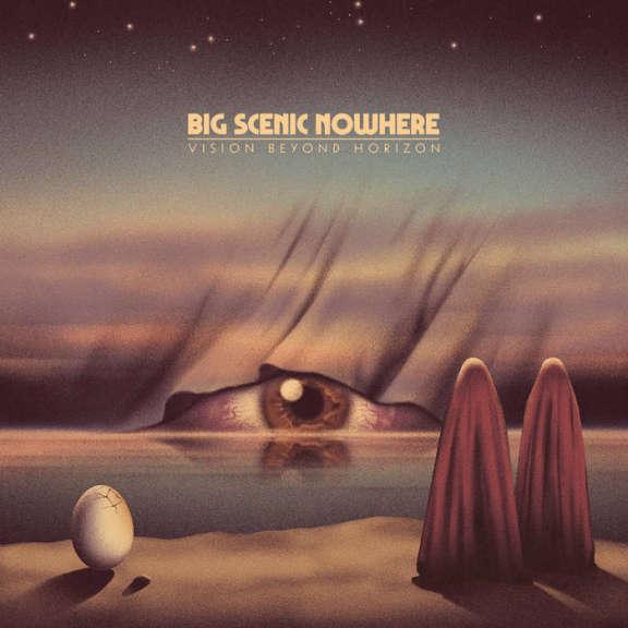 BIG SCENIC NOWHERE Vision Beyond Horizon LP 2020