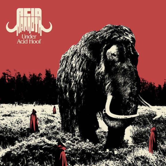 Acid Mammoth Under Acid Hoof - LTD.ED LP 2020
