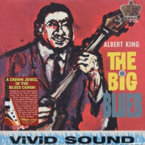 Albert King Big Blues  LP 0