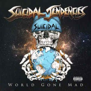 SUICIDAL TENDENCIES World Gone Mad 2LP (UUSI LP) LP undefined