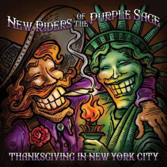 New Riders of the Purple Sage Thanksgiving in New York City (Live) LP 2019