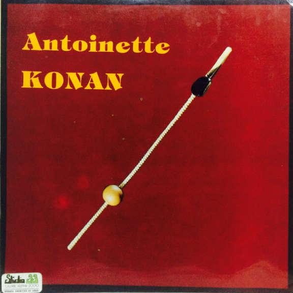 Antoinette konan Antoinette konan LP 2019