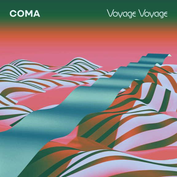 Coma Voyage voyage (Black) LP 2019
