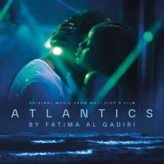 Fatima Al Qadiri Atlantics (OST) LP 2019